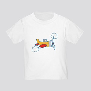 Big Airplane Toddler T-Shirt