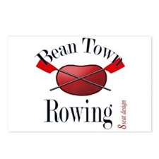 Bean Town Rowing 1 Postcards (Package of 8)