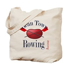 Bean Town Rowing 1 Tote Bag