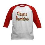 Obama Bambino Kids Baseball Jersey