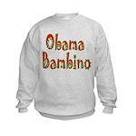 Obama Bambino Kids Sweatshirt