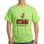 VOTOBAMA! Green T-Shirt