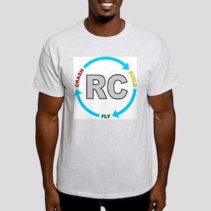 Build Fly Crash Light T-Shirt