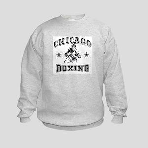 Chicago Boxing Kids Sweatshirt