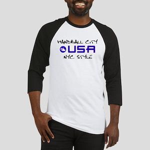 HandballCity USA Baseball Jersey