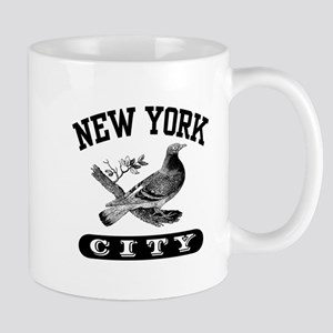 New York City Pigeon Mug