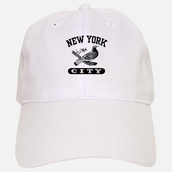 New York City Pigeon Baseball Baseball Cap