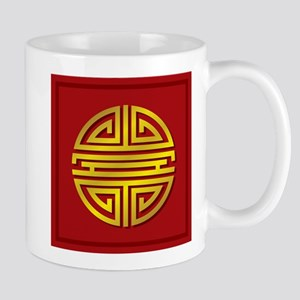 Chinese Longevity Sign Mug
