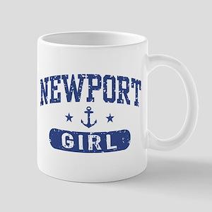 Newport Girl Mug