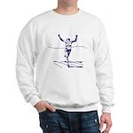 Heavenly Runner No Citation Sweatshirt
