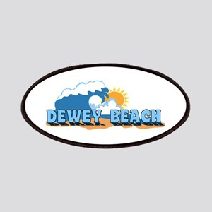 Dewey Beach DE - Waves Design Patches