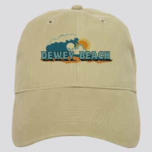 Dewey Beach DE - Waves Design Cap