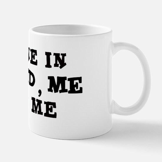 Someone in Portland Mug