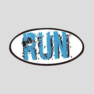 Grunge RUN Patches