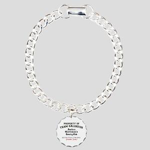 Salvator Brothers Charm Bracelet, One Charm