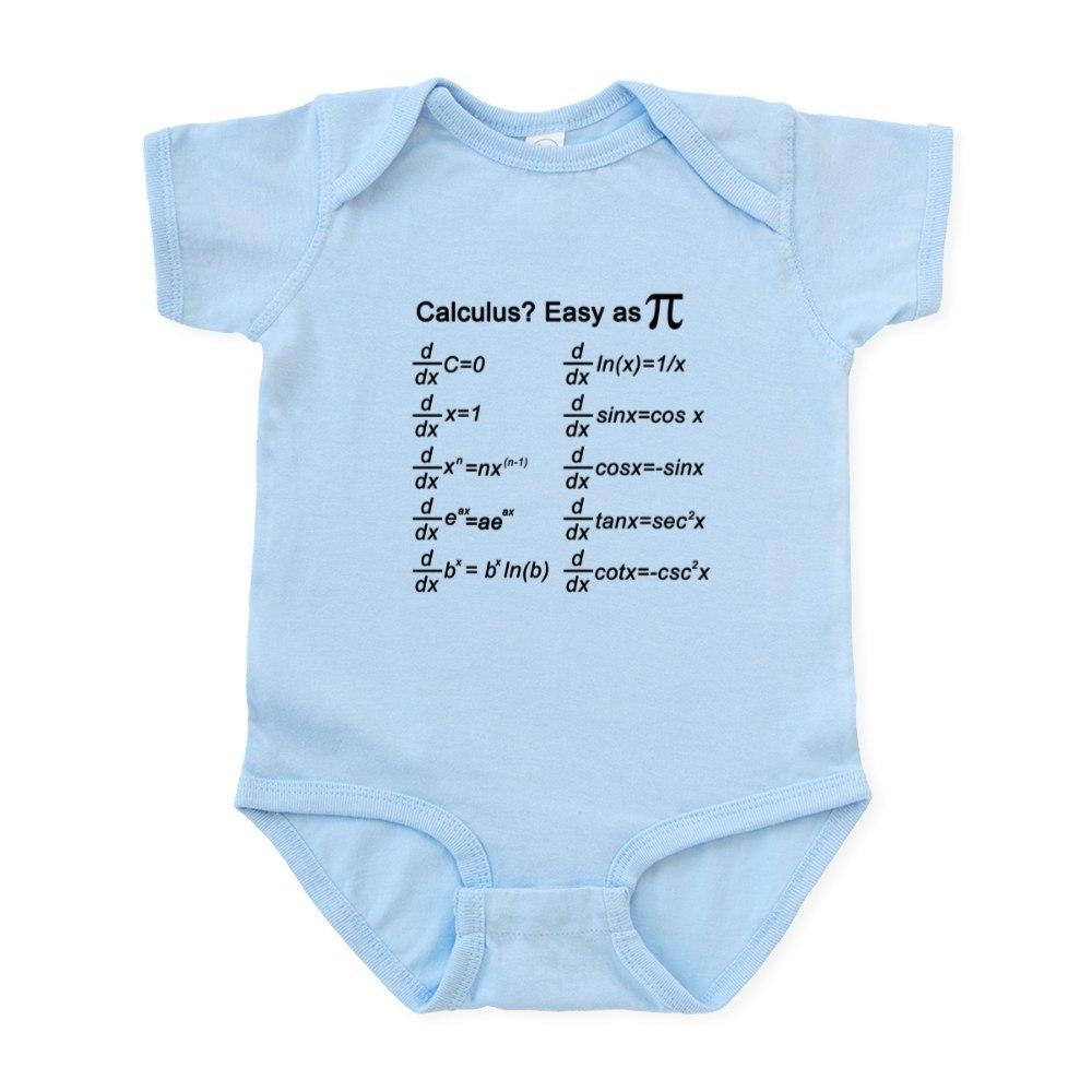CafePress-Math-Infant-Bodysuit-Cute-Infant-Bodysuit-Baby-Romper-558031553 thumbnail 10