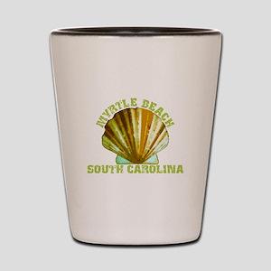 Myrtle Beach South Carolina Shot Glass