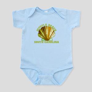 Myrtle Beach South Carolina Infant Bodysuit