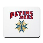 Flying Aces Club Mousepad