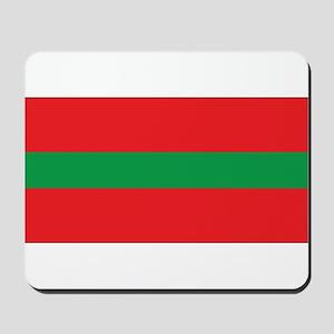 Transnistria Flag Mousepad