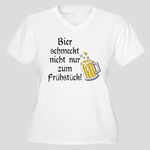 German Beer Is Just Not For Breakfast Women's Plus