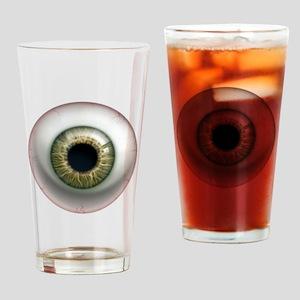 The Eye: Hazel Drinking Glass