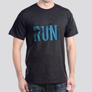 Grunge RUN Dark T-Shirt