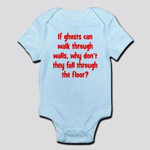 Ghosts and Floors Infant Bodysuit