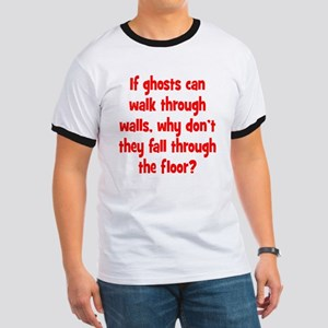 Ghosts and Floors Ringer T