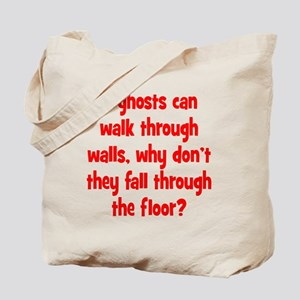 Ghosts and Floors Tote Bag
