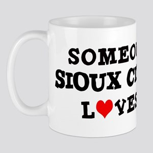 Someone in Sioux City Mug