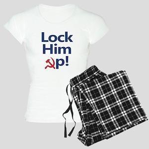 Lock Him Up Pajamas