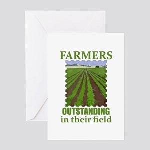 Outstanding Farmers Greeting Card