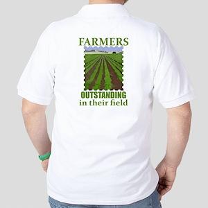 Outstanding Farmers Golf Shirt