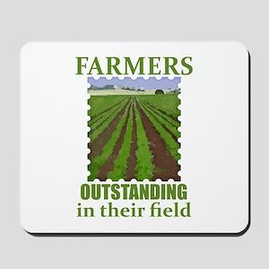 Outstanding Farmers Mousepad