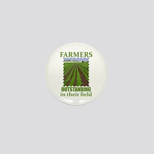 Outstanding Farmers Mini Button