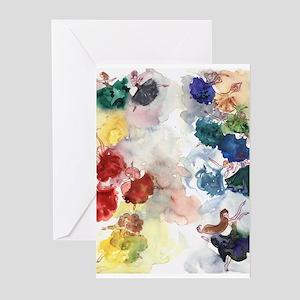 Watercolor Tutu's Greeting Cards (Pk of 20)