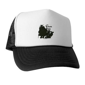 Nero Wolfe Trucker Hat