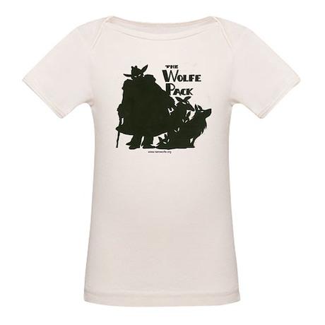 Nero Wolfe Organic Baby T-Shirt
