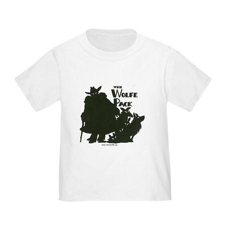 Nero Wolfe Toddler T-Shirt