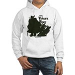 Nero Wolfe Hooded Sweatshirt