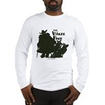 Nero Wolfe Long Sleeve T-Shirt