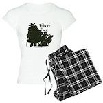 Nero Wolfe Women's Light Pajamas