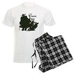 Nero Wolfe Men's Light Pajamas