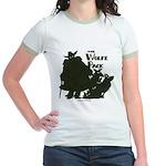 Nero Wolfe Jr. Ringer T-Shirt