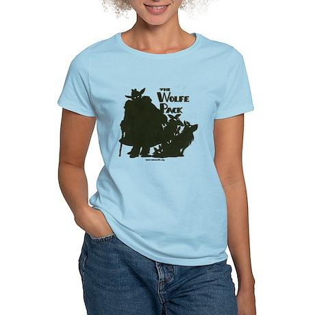 Nero Wolfe Women's Light T-Shirt