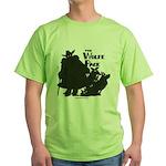 Nero Wolfe Green T-Shirt