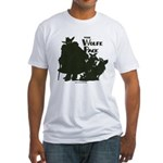 Nero Wolfe Fitted T-Shirt