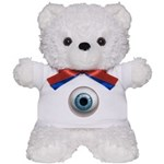 The Eye: Blue Teddy Bear