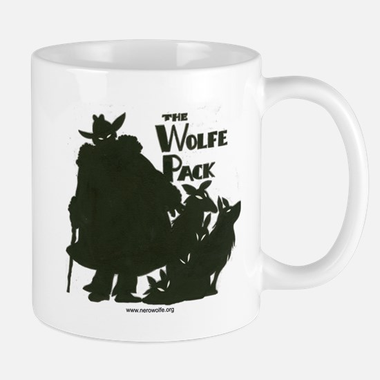 Nero Wolfe Mug